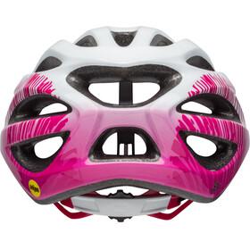 Bell Coast MIPS Cykelhjälm Dam pink/vit